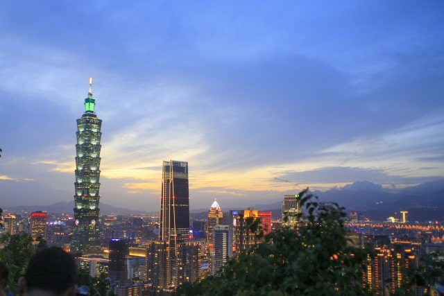 Photo of Taipei